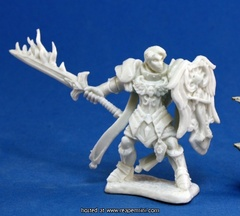 Almaran the Gold Paladin (Reaper Bones) - 77058