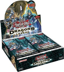 Dragons of Legend 1st Edition Booster Box
