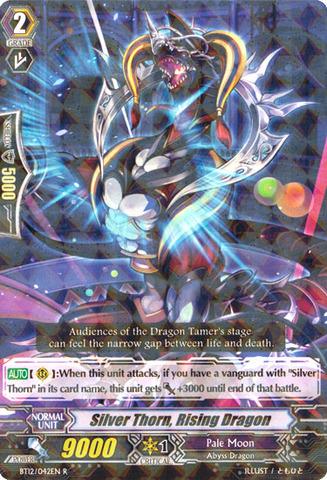 Silver Thorn, Rising Dragon - BT12/042EN - R
