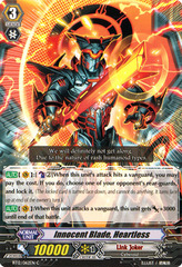 Innocent Blade, Heartless - BT12/062EN - C