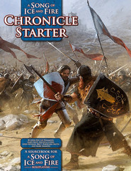 Game of Thrones: Song of Ice & Fire Chronicle Starter PB