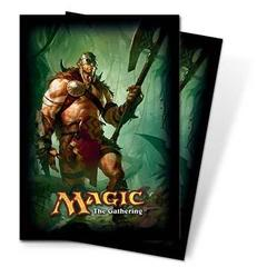Core Set 2012 Standard Deck Protectors for Magic 80ct Garruk