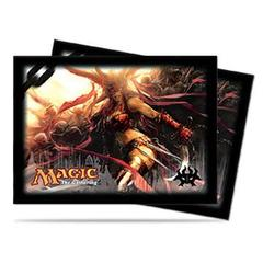 Dragon's Maze Exava Standard Deck Protectors for Magic 80ct