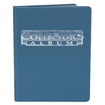 Ultra Pro 4-Pocket Collectors Card Album - Blue