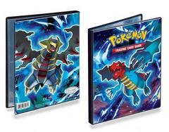 Ultra Pro Pokemon Black & White BW8 Plasma Storm 4-Pocket Portfolio - Druddigon/Giratina