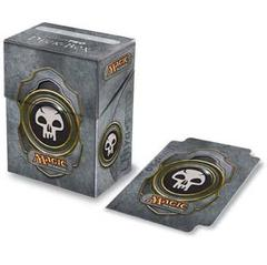 Magic The Gathering Ultra Pro Black Mana Deck Box