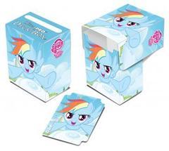 My Little Pony Rainbow Dash Full-View Deck Box
