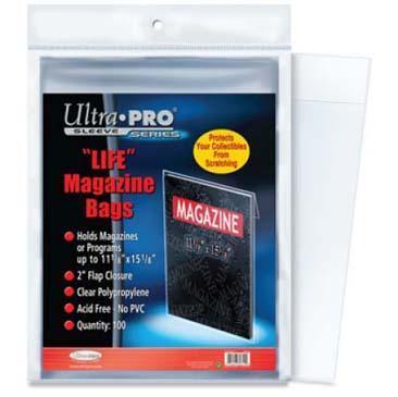 Life Magazine 11-1/8 X 15-1/8 Bags