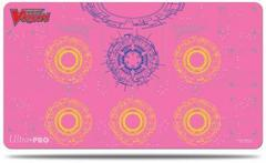 Pink Play Mat for Cardfight!! Vanguard