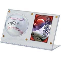 Baseball & Card Clear Holder