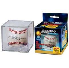Baseball Clear Square UV Holder