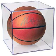 Basketball Clear Square Holder