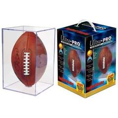 Football Clear Square UV Holder
