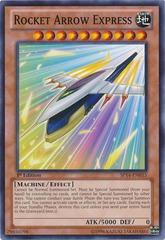 Rocket Arrow Express - SP14-EN015 - Common - 1st Edition