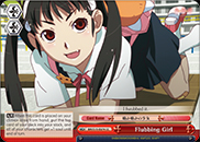 Flubbing Girl - BM/S15-074 - CC
