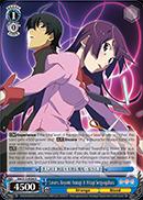 Lovers, Koyomi Araragi & Hitagi Senjyogahara - BM/S15-080 - R