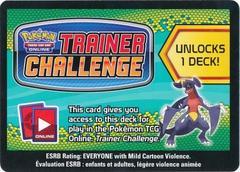 Dragons Exalted Garchomp Theme Deck Code Card