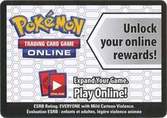 Zekrom Box Code Card