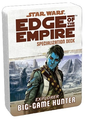 uSWE40 - Edge Of The Empire: Big Game Hunter Specialization Deck