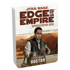 Star Wars: Edge of the Empire: Doctor Specialization Deck