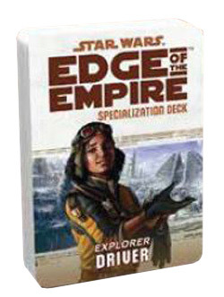 Star Wars: Edge of the Empire: Driver Specialization Deck