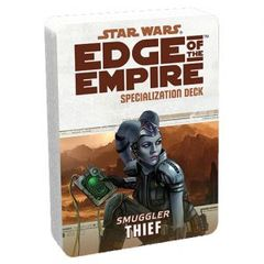 Star Wars: Edge of the Empire: Thief Specialization Deck