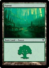 Forest (84) on Channel Fireball
