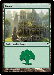 Forest (87) on Channel Fireball