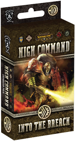 Warmachine: High Command - Into the Breach
