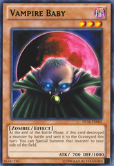 Vampire Baby - Green - DL16-EN002 - Rare - Unlimited Edition on Channel Fireball