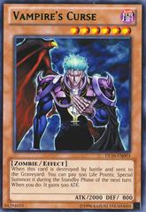 Vampire's Curse - Green - DL16-EN003 - Rare - Unlimited Edition