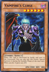 Vampire's Curse - Purple - DL16-EN003 - Rare - Unlimited Edition on Channel Fireball