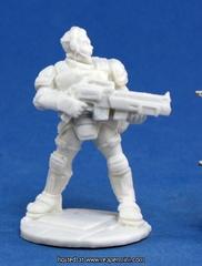 80014 - Garvin Markus, Nova Corp Hero