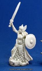 Aina, Female Valkyrie (Reaper Bones) - 77052