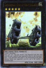 Digvorzhak, King of Heavy Industry - YCSW-EN005 - Super Rare - Limited Edition on Channel Fireball