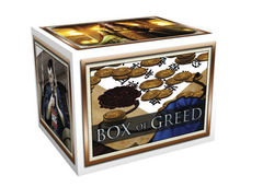 Emperor Edition Box of Greed ALL Rares Factory Sealed L5R Legend of the 5 Rings