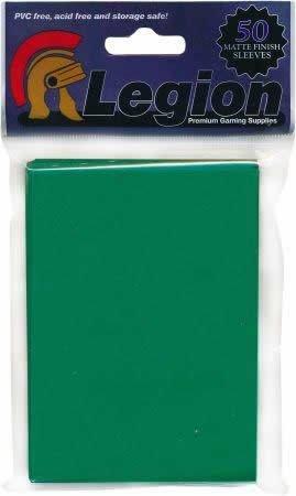 Legion Matte Green 50ct