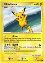 Pikachu - 15 - Common