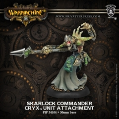 Cryx - Skarlock Commander Thrall (WarMachine)