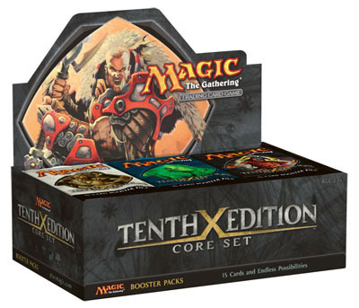 MTG 10th Tenth Edition Booster Box