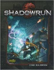 Shadowrun 5E: Core Rulebook