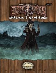 Marshal's Handbook Hardcover