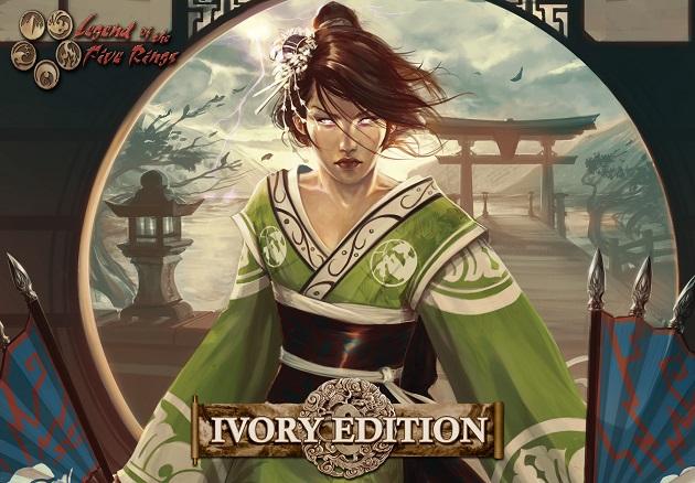 Ivory Edition - Phoenix Clan Starter Deck