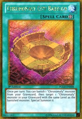 Chronomaly City Babylon - PGLD-EN008 - Gold Secret Rare - 1st Edition