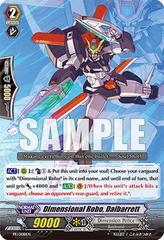 Dimensional Robo, Diabarrett - PR/0081EN - PR
