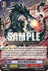 Storm Bring Dragon - PR/0088EN - PR