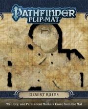 Pathfinder Flip-Mat: Desert Ruins
