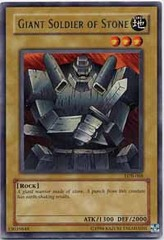 Giant Soldier of Stone - LOB-EN068 - Rare - Unlimited Edition