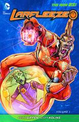 Larfleeze Tp Vol 01 Revolt Of The Orange Lanterns (N52)