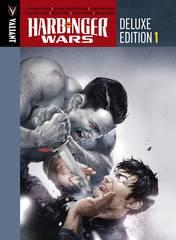Harbinger Wars Dlx Hc Vol 01